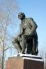 Памятник Ломоносову. Автор: Козловский