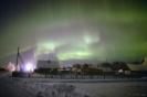 Северное сияние ещё называемое полярным