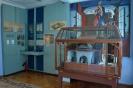 Зал 4. Макет химической лаборатории Ломоносова