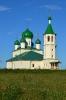 Куростровская Дмитриевская церковь. Фото 27.07.2015г.